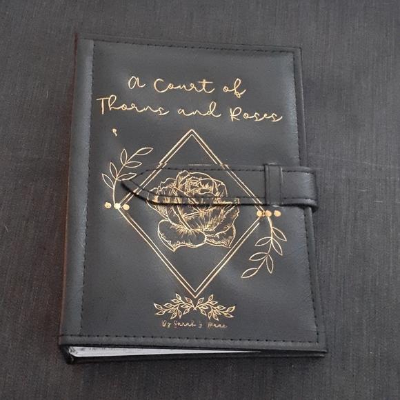 Gorgeous ACOTAR Jewelry Book